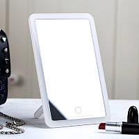 Косметическое зеркало с подсветкой Remax Charming RT-L03 White