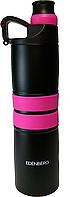 Термокружка-бутылка. Термос 650 мл. Edenderg EB-637. Нержавеющая сталь.