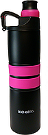 Термокружка-пляшка. Термос 650 мл Edenderg EB-637. Нержавіюча сталь.