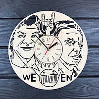 Декоративные деревянные часы на стену «Ween», фото 1