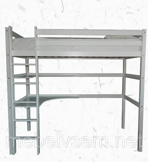 Двоярусне ліжко чекрдак Л 305 Скіф