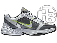Мужские кроссовки Nike Air Monarch IV White/Cool Grey/Anthracite/White 415445-100