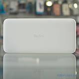 Портативная батарея Xiaomi Redmi 20000mAh White (PB200LZM) EAN/UPC: 6934177709975, фото 7