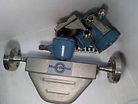 Масcовый (кориолисовый) расходомер DN15 MicroMotion F050