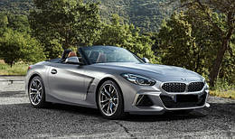Диски и шины на BMW Z4 G29