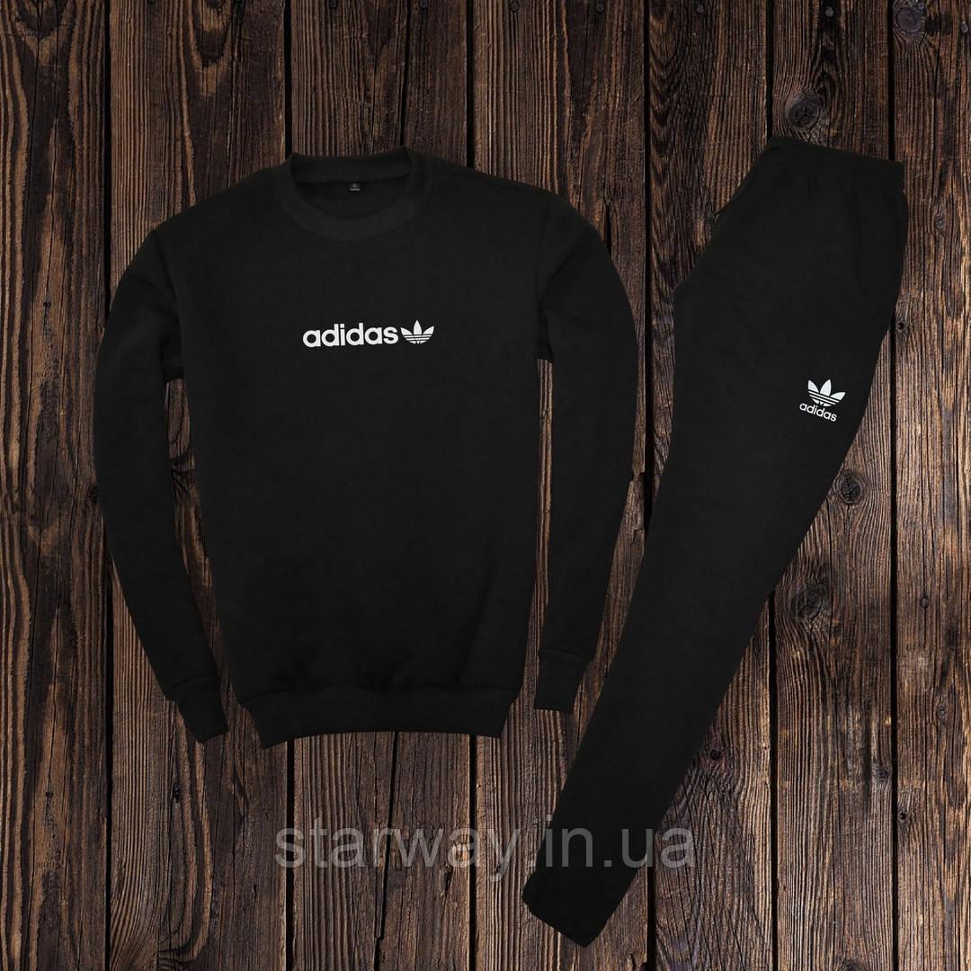 Мужской спортивный костюм в стиле Adidas | адидас лого