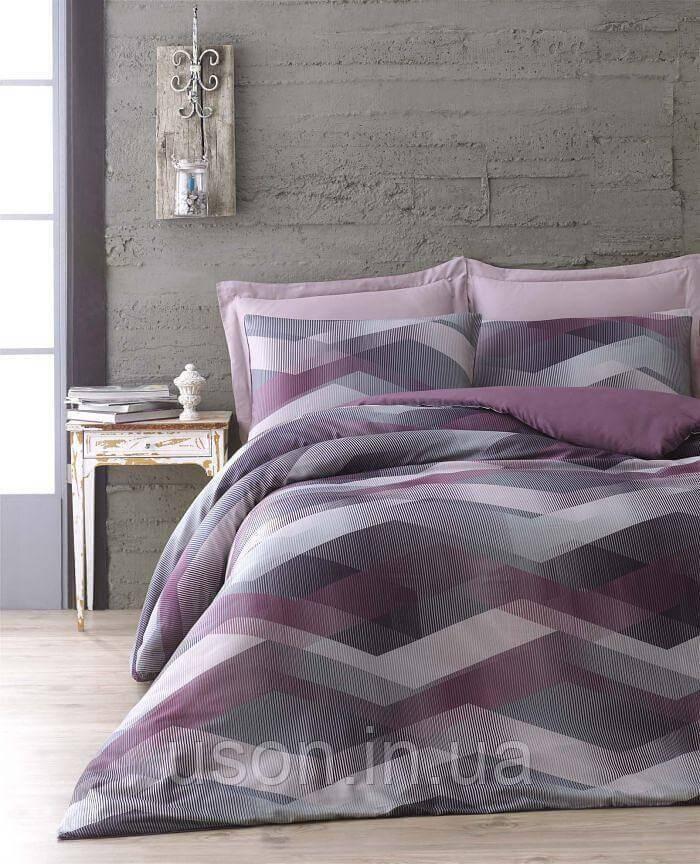 Комплект постельного белья  Issimo Home сатин размер полуторный Helix Murdum