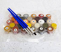 Новинки «Картины по номерам» от ТМ «Rainbow ART», Февраль - 2020г.