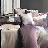 Комплект постельного белья  Issimo Home сатин размер полуторный Helix Murdum, фото 2
