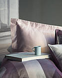 Комплект постельного белья  Issimo Home сатин размер полуторный Helix Murdum, фото 3