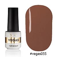 Гель-лак Vegas №035, 6 мл