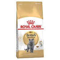 Сухой корм Royal Canin British Shorthair Adult для котов породы британская короткошерстная от 12 месяцев 4 кг