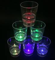 Светящиеся Led рюмки стопки Luminous Cup рюмки с подсветкой