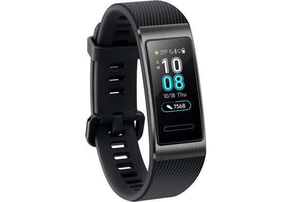 Фитнес-браслет Huawei Band 3 Pro Black (55023008)