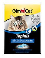 Витамины Gimborn GimCat Topinis форель для улучшения обмена веществ 190 таблеток