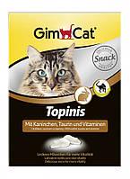 Витамины Gimborn GimCat Topinis кролик для улучшения обмена веществ 190 таблеток / 220 г