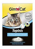 Витамины Gimborn GimCat Topinis молоко для улучшения обмена веществ 190 таблеток / 220 г