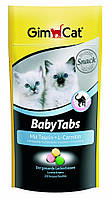 Витамины Gimborn Baby-Tabs для укрепления иммунитета и здорового развития котят 114 таблеток