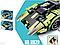 """Конструктор QiHui 8020 р/у (Аналог Lego Technic) """"Спорткар 2в1"""" 335 деталей, фото 4"""