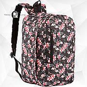 Рюкзак для ручной клади 40х20х25 Wascobags Prague Flamingo (Wizz Air / Ryanair)