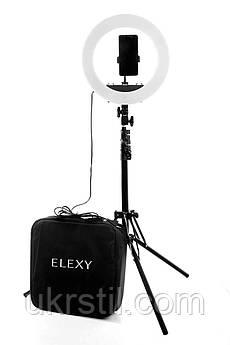 Кольцевая лампа Elexy 35