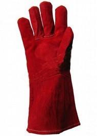 Перчатки замш теплый с подкладкой
