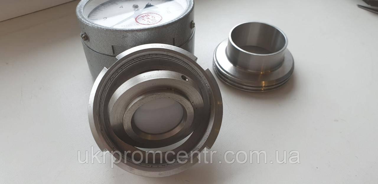 Разделитель мембранный DIN 11851 мембрана фторопласт (молочная гайка)