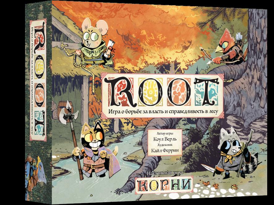 Настольная игра Корни (Root)