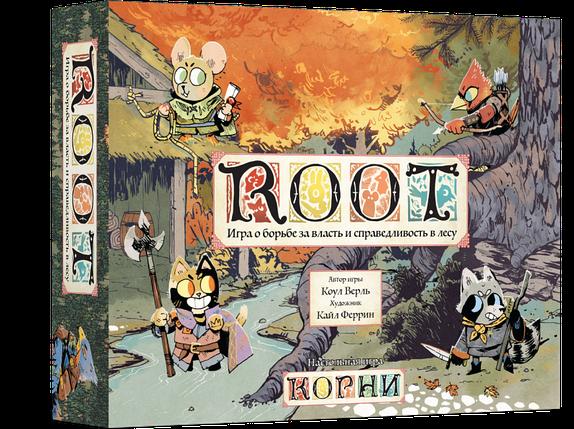 Настольная игра Корни (Root), фото 2