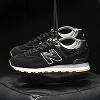 Мужские кроссовки New Balance 574 Black \ \ Нью Беленс 574 \ Чоловічі кросівки Нью Беленс 574