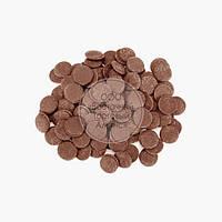 Шоколад молочный кувертюр 33%, Италия - 0,5 кг