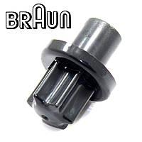 Муфта под куплер блендерной чаши для кухонного комбайна Braun 67000496, запчасти для блендера браун