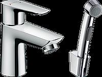 Смеситель для биде HANSGROHE Talis E Bidette Set 71729000 с гигиеническим душем