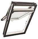 Мансардні вікна ПВХ Roto Designo WDF R75 K WD AL Мансардные окна, фото 3