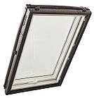 Мансардні вікна ПВХ Roto Designo WDF R75 K WD AL Мансардные окна, фото 5