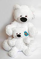 Медведь плюшевый Бублик 45 см.