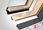 Мансардні вікна ПВХ Roto Designo WDF R75 K WD AL Мансардные окна, фото 10