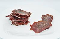 Яловичі чипси лагідні - 100 гр