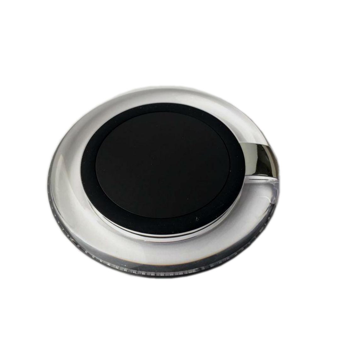 Беспроводная быстрая зарядка FANTASY 1.5 А универсальная Black (HbP050464)