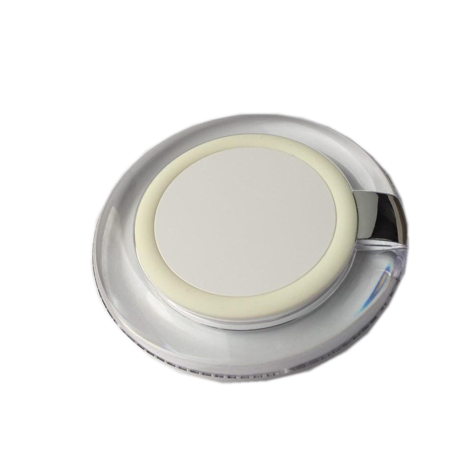 Беспроводная быстрая зарядка FANTASY 1.5 А универсальная White (HbP050465)