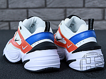 Мужские кроссовки Nike M2K Tekno Summit White/Black/Team Orange AO3108-101, фото 3