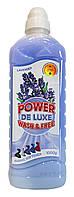 Концентрированный кондиционер для белья Power De Luxe Лаванда - 1 л.