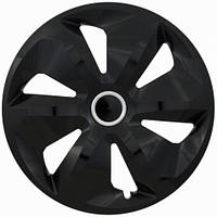 Ковпаки R15 Jestic Roco Ring Black