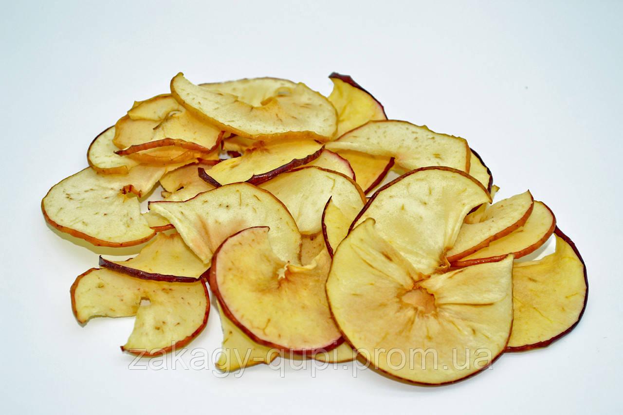 Яблучні чипси фріпси - 50 гр