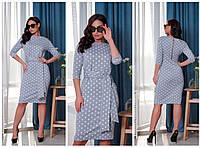 Платье женское Горох в расцветках 39316, фото 1