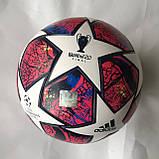 Мяч футбольный Adidas Finale Istanbul 20 League FH7340 (размер 5), фото 3