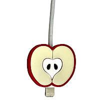 Защита-держатель Silicone Cable Protector для Apple Lightning кабеля (01)