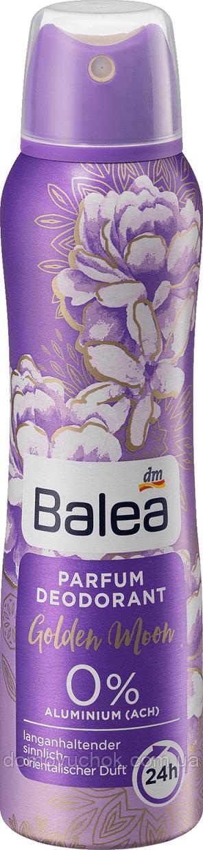 Дезодорант спрей парфумований BALEA Golden Moon 150мл