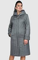 Плащ-пальто женское. модель 123-А. Размеры 62-64