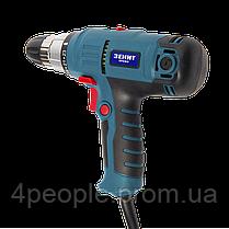 Шуруповерт сетевой Зенит ЗШ-600 профи, фото 3